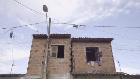 frame casa rua